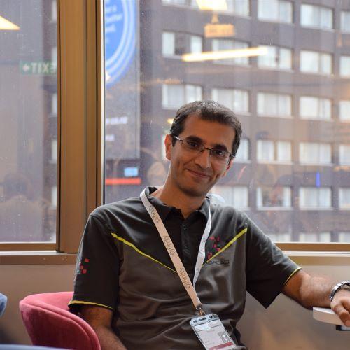 Reza Rad - Microsoft Regional Director | Microsoft Regional Directors